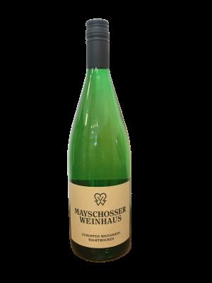 Schoppen Weißwein halbtrocken Mayschosser Weinhaus